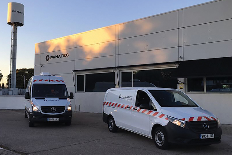 Power Products Mobile Solutions Drain Inspection Vehicle