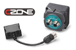 CZone bridge en kabel