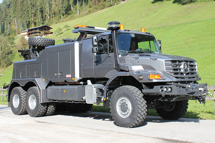 Power Products Mobile Solutions Surveillance Vehicle