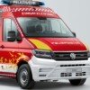 Emergency vehicle: Fire brigade coordination vehicle